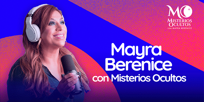 Mayra Berenice con Misterios Ocultos