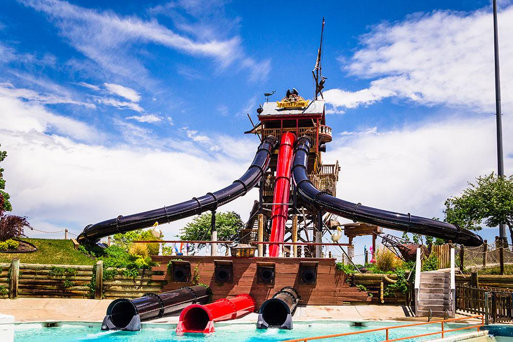 ¡Aliste el traje de baño! Así abrirá Water World sus puertas el fin de semana de 'Memorial Day'