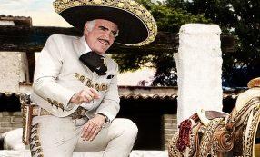 Comienzan rodaje de la serie biográfica de Vicente Fernández