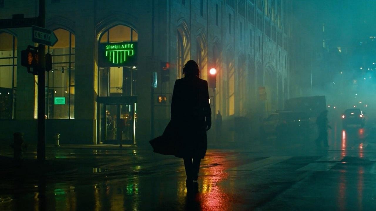 Trinity y Neo regresan después de 18 años en el nuevo tráiler de The Matrix 4