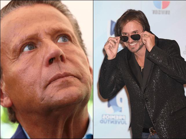 Alfredo Adame quiere pelearse a golpes con el ex de Laura Bozzo