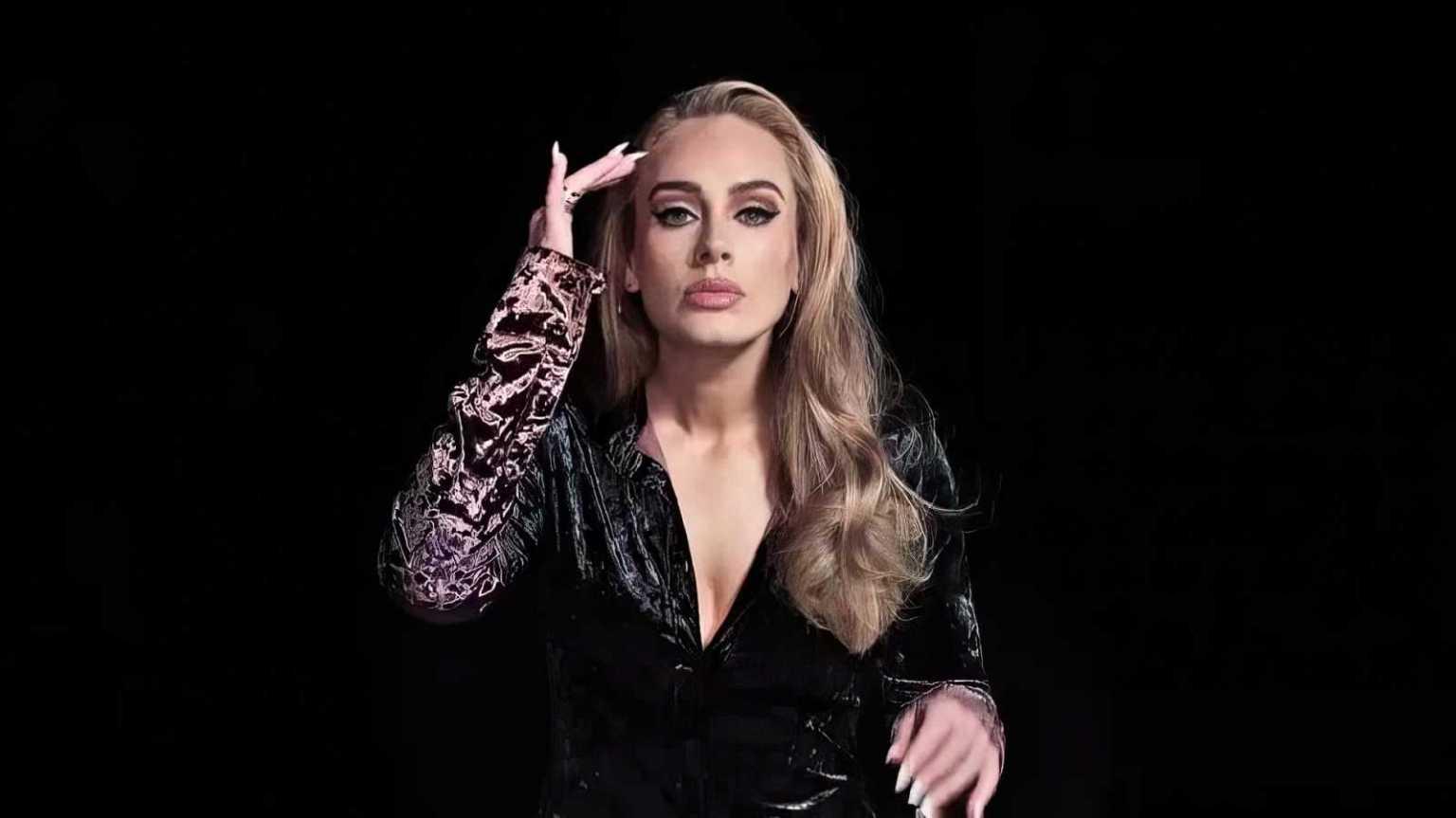 ¡Adele confirma su relación con Paul Rich en sus redes sociales!