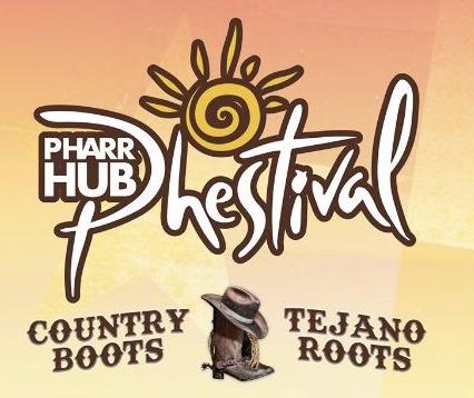 Llegó el evento más grande del año a Pharr, Hub Phestival «Country Boots, Tejano Roots»