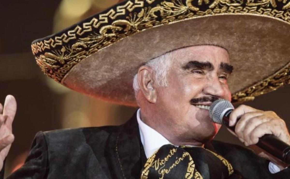 ¿Muerte cerebral? Vicente Fernández Jr responde los rumores sobre su padre